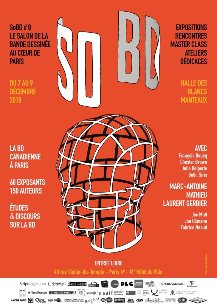 SoBD 2018 - L'Affiche