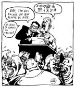 Willem, Zoom dans Libération