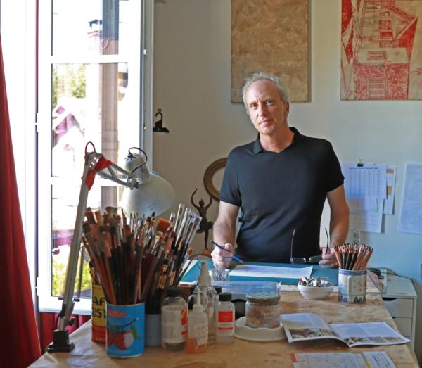 Master Class SoBD 2020 - Atelier de Miles Hyman