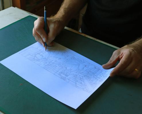 Master Class 2020 - Atelier de Miles Hyman
