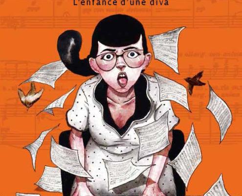 La Callas : L'enfance d'une diva, par Gaspard Njock