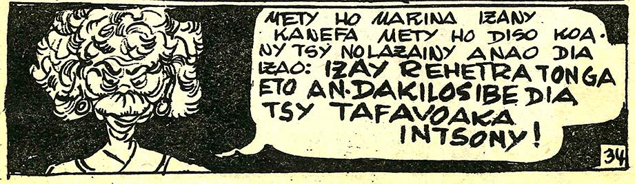 Koditra n° 16, extrait