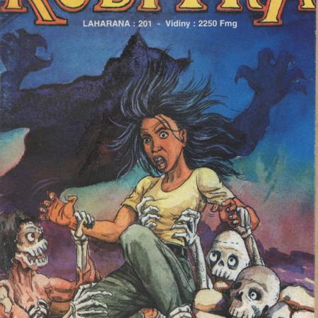 Koditra, couverture