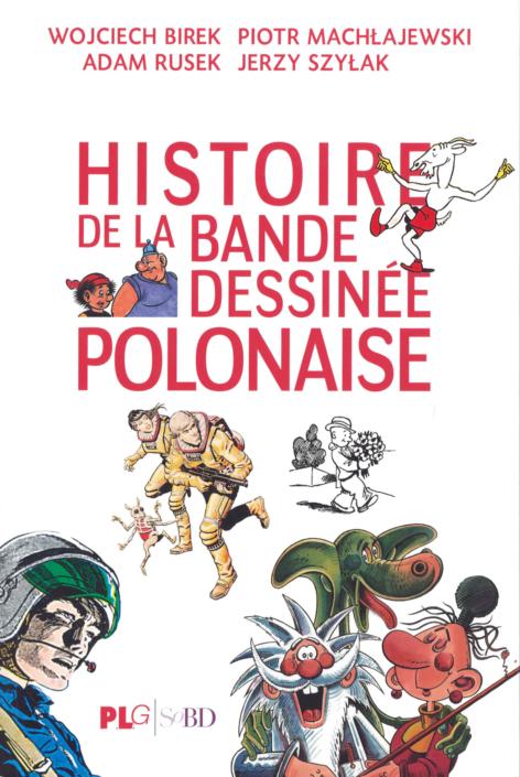 Histoire de la bande dessinée polonaise